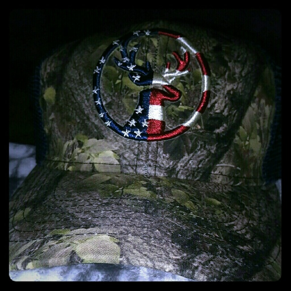 Southern Legends Other - Camo Trucker Hat
